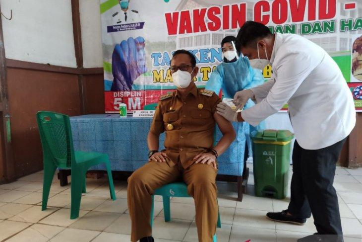 Bengkayang lakukan vaksinasi COVID-19 tahap dua mulai Maret 2021