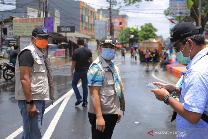 Hingga Minggu,  Banjir Kota Tangerang tersisa di lima kecamatan