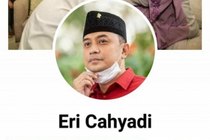 Akun penipu catut nama Eri Cahyadi jelang pelantikan wali kota Surabaya