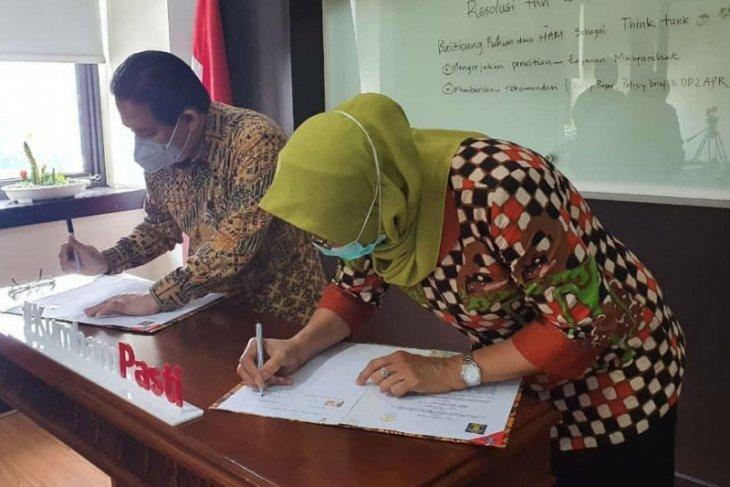 FIA UI-Balitbangkumham jalin kerja sama riset kolaborasi