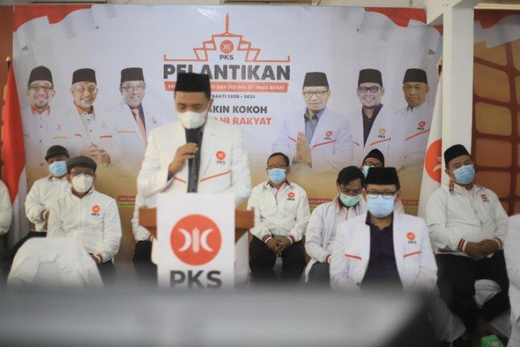 PKS Depok siap tingkatkan target perolehan suara dua kali lipat