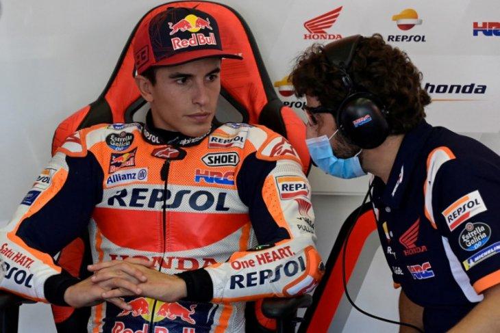 Marc Marquez bicarakan kondisi cederanya jelang musim baru MotoGP