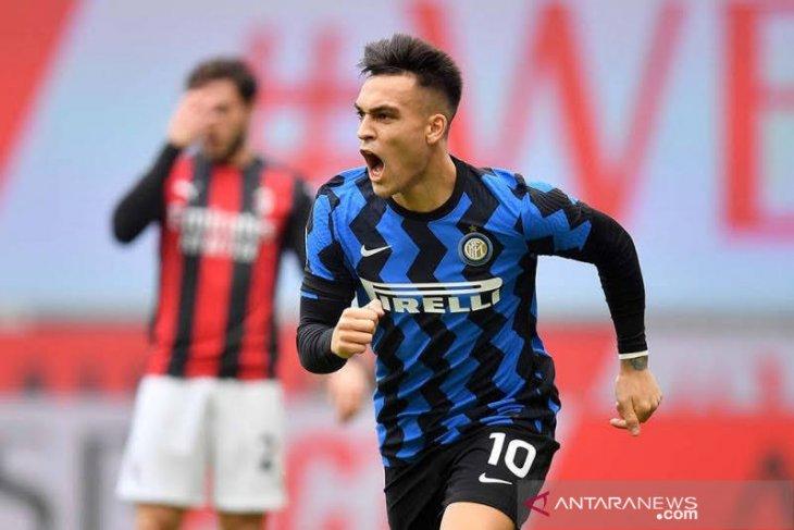 Inter pecundangi AC Milan 3-0