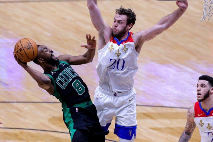 Pelicans menang lewat overtime, Nets tekuk Clippers