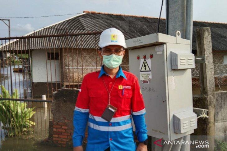 PLN sudah perbaiki 592 gardu listrik terendam banjir di Bekasi