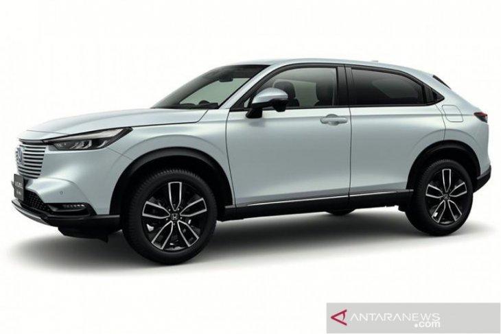 Honda All New Vezel kini bermesin hybrid, penerus HR-V Indonesia?