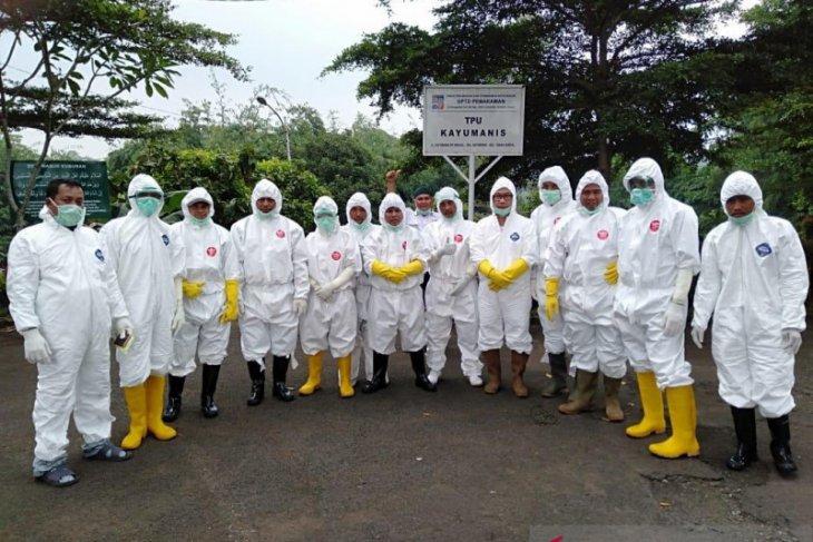 Ada 16 pasien COVID-19 di Kota Bogor meninggal dunia dalam sepekan