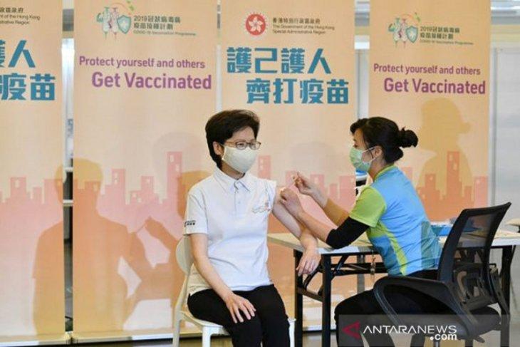 Lansia di Hong Kong meninggal dunia setelah disuntik vaksin Sinovac
