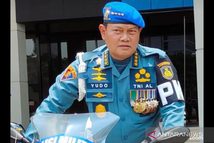 HUT Ke-75 Pomal, Kasal ingin Polisi Militer AL lebih terampil