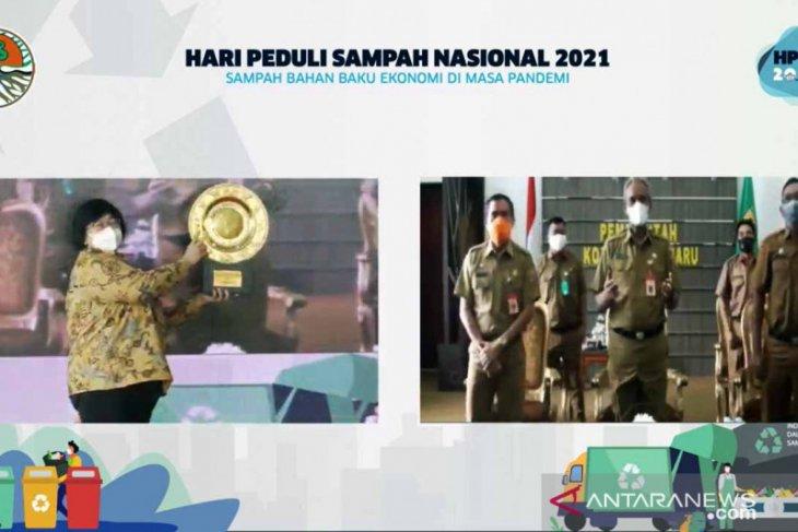 Banjarbaru terima DID Persampahan Rp6 miliar