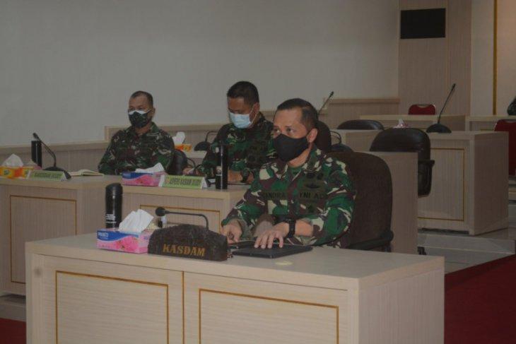 Kasdam IX/Udayana: Purnawirawan akan divaksin COVID-19 tahap ke-2