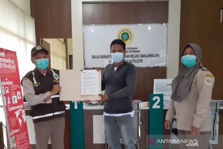 South Kalimantan's vegetable oil penetrates Malaysia, Ukraine