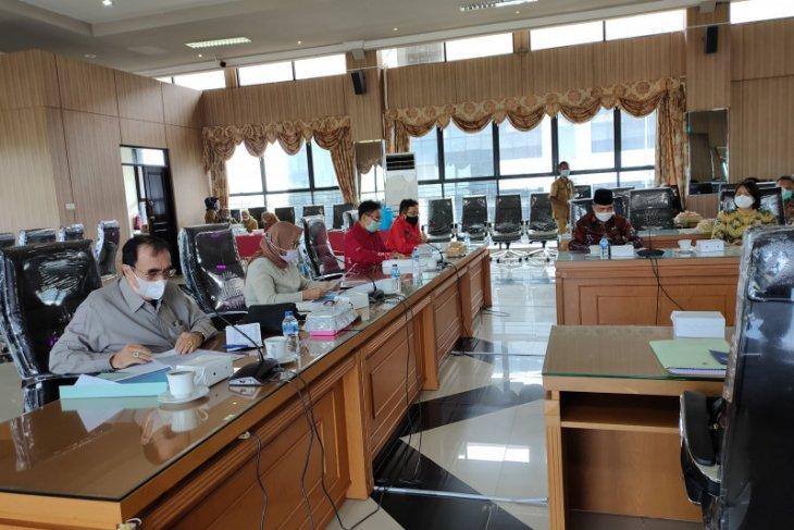 DPRD Kalteng pelajari penanganan pemulihan pascabencana banjir di kalsel