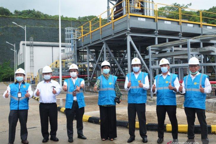 Mercy Barends cek ketersediaan daya listrik tunjang Maluku sebagai LIN