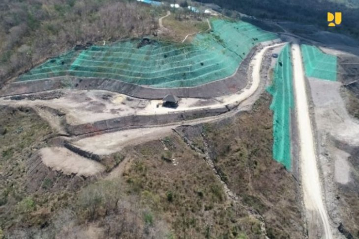 Ministry pegs NTT's Manikin Dam to be constructed by 2022-end
