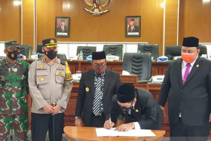DPRK Aceh Jaya sahkan tiga qanun, berikut daftarnya