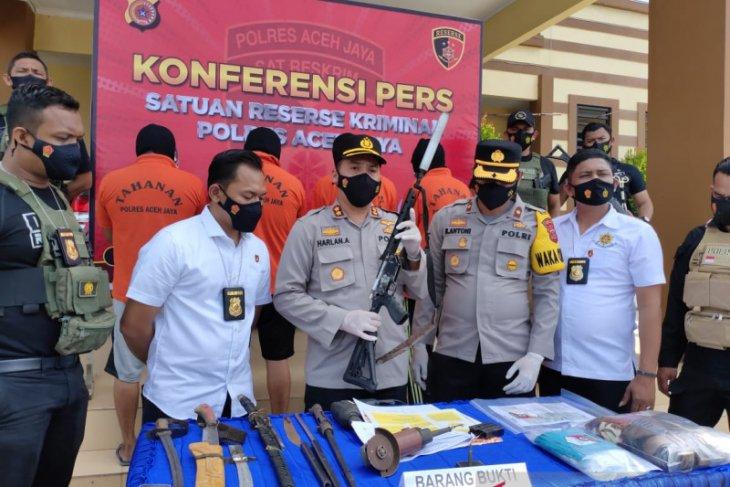 Kasus perakit senpi, ini permintaan legislatif Aceh Jaya ke TNI-Polri