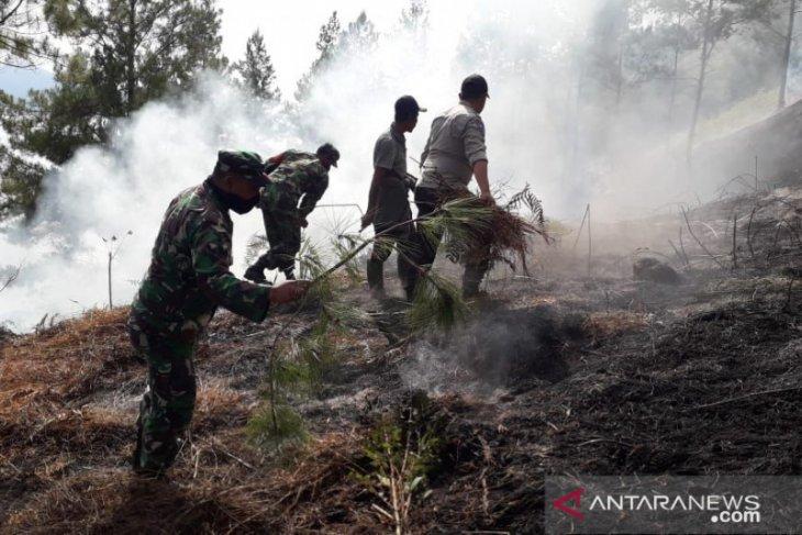 Dandim Aceh Tengah imbau warga tak bakar lahan saat berkebun