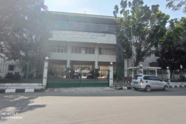 Lebak District Head Office closed after 25 employees contract COVID-19