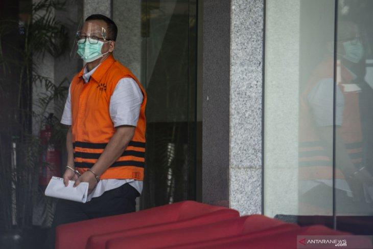 KPK perpanjang penahanan 30 hari Edhy Prabowo