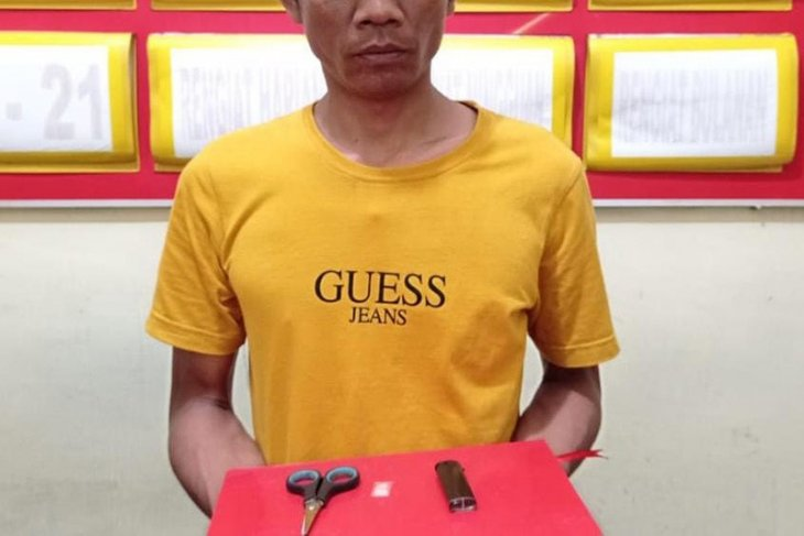 Begini cara polisi tangkap pengedar sabu-sabu di Langsa