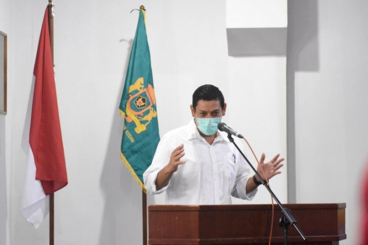 Wali Kota Kediri ingin sinergi pemkot dengan Kadin terus berlanjut