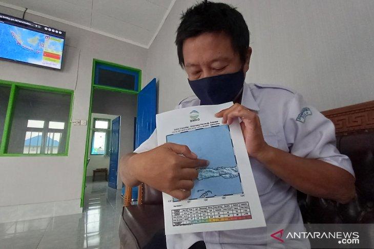 BMKG: Gempa di Buol akibat subduksi laut