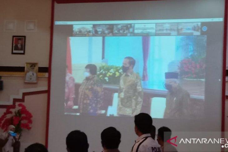 Pemkab Kotabaru ikuti arahan Presiden soal Karhutla