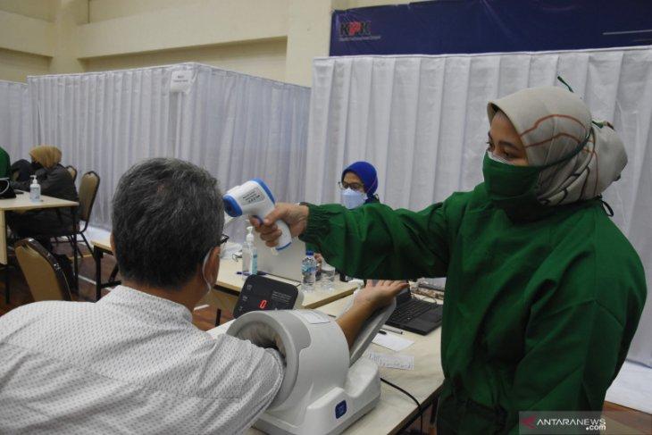 ICW sebut tidak ada urgensi vaksinansi untuk tahanan KPK