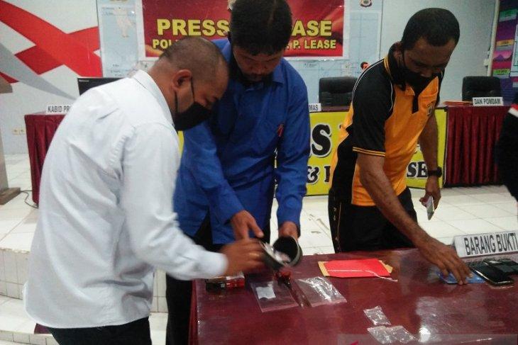 Polisi ciduk dua penjual narkoba jenis sabu
