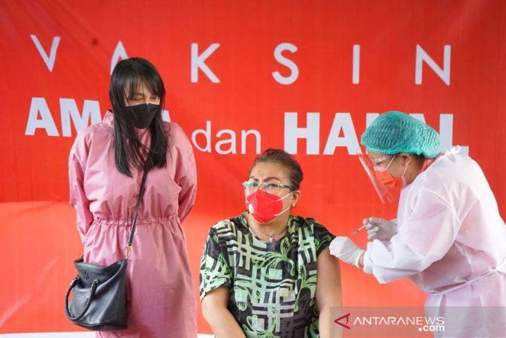 TP PKK Minahasa imbau  warga tidak terpengaruh berita hoax vaksin