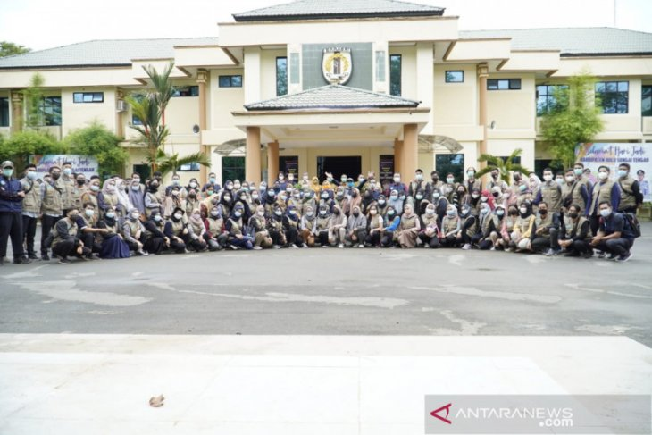 Pemkab HST bersama Universitas Sari Mulia kolaborasi pemulihan pascabanjir