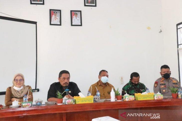 Plh Bupati Tapsel kesal kades tak hadir Musrembang kecamatan