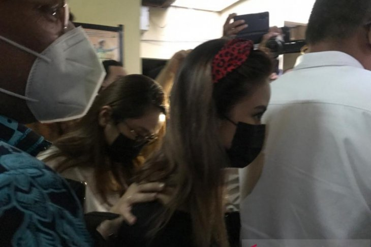 Polda Metro ringkus pelaku pemerasan terhadap Gabriella Larasati