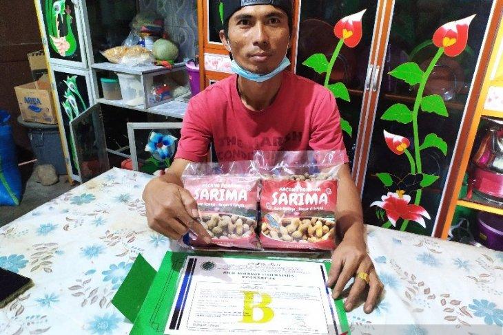 Produk Sarima, Kacang Rondam pertama di Samosir yang dapat sertifikat halal