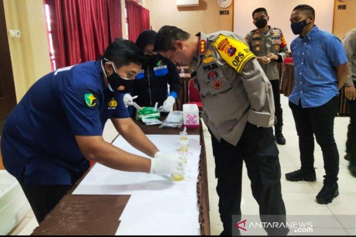Kapolresta Banjarmasin: Anggota terlibat narkoba dipidana dan dipecat