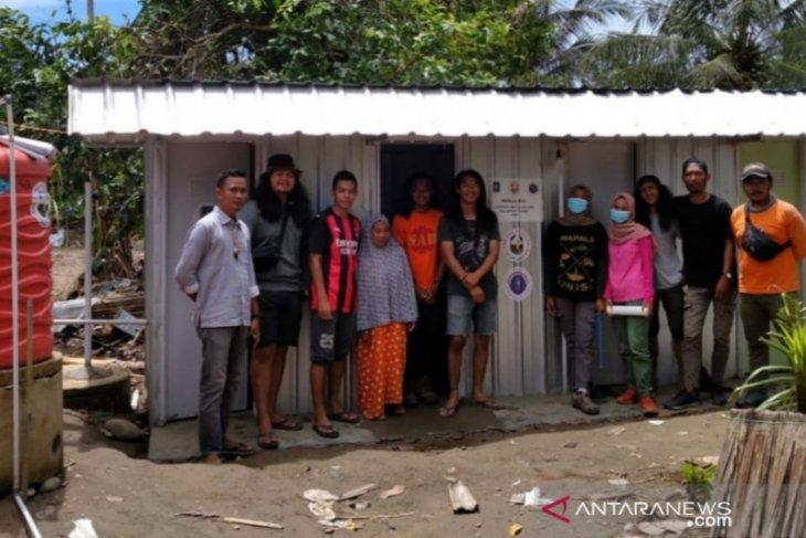 Mapala UNISI Yogyakarta bangun 10 sarana MCK korban banjir HST