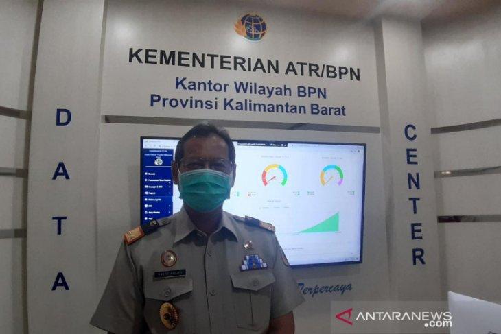 Penerapan sertifikat tanah elektronik di Kalbar tunggu persetujuan Kementerian ATR/BPN RI