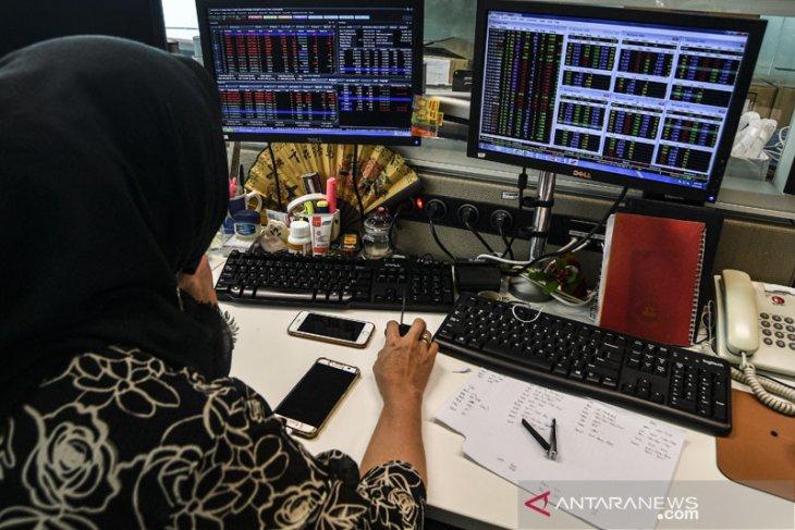 IHSG Bursa Efek Indonesia Rabu menguat ikuti kenaikan bursa Asia