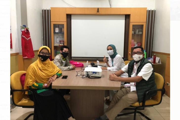 Telkom Kalbar perkuat kerja sama dengan Radio Mujahidin