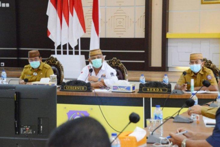 Gubernur Gorontalo minta kepala daerah terpilih tidak gelar perayaan