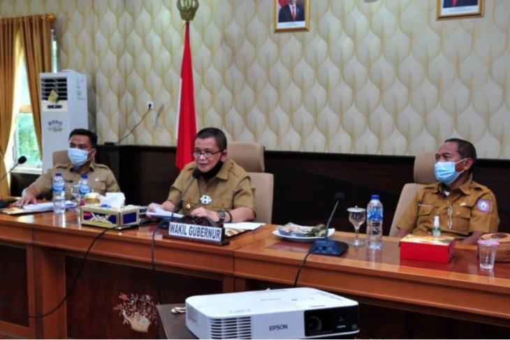 Menteri Suharso Monoarfa terima usulan program prioritas Pemprov Gorontalo