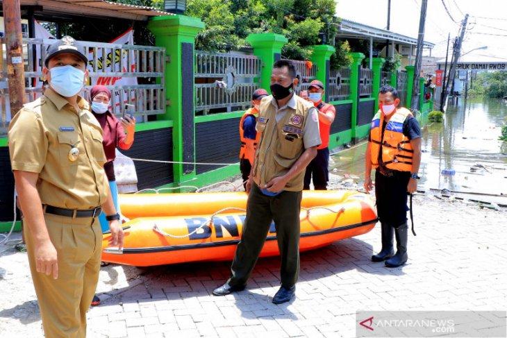 Wali Kota : Banjir periuk akibat sedimentasi Sungai Cirarab