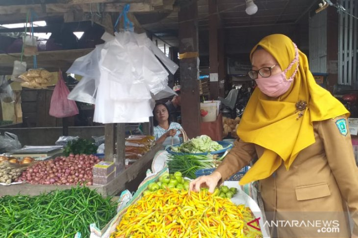 Harga cabai rawit di Belitung capai Rp135 ribu per kilogram