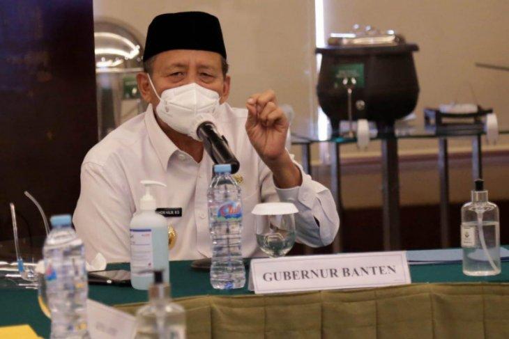 Banten mulai vaksinasi COVID-19 untuk lansia di wilayah  Kota Serang