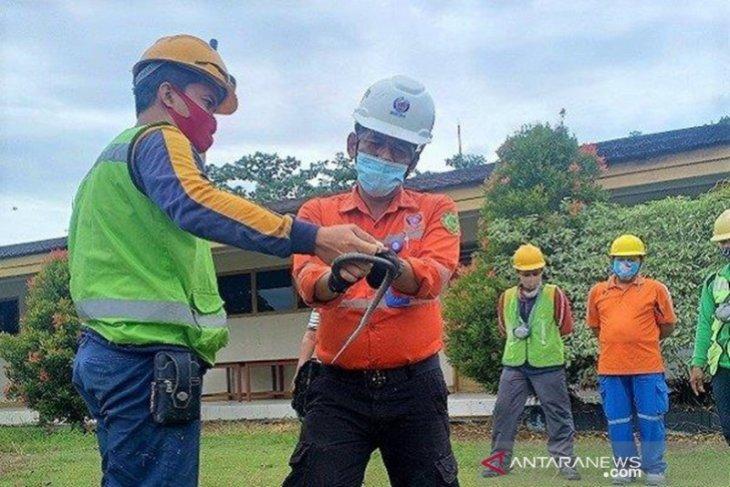 Indocement gelar lomba emergency response