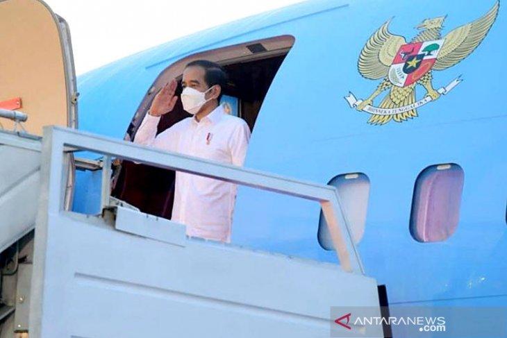 Presiden Jokowi tekankan pentingnya kerja sama antarnegara tangani pandemi