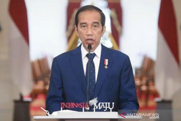 Jokowi akan hadiri vaksinasi massal COVID-19 bagi insan pers