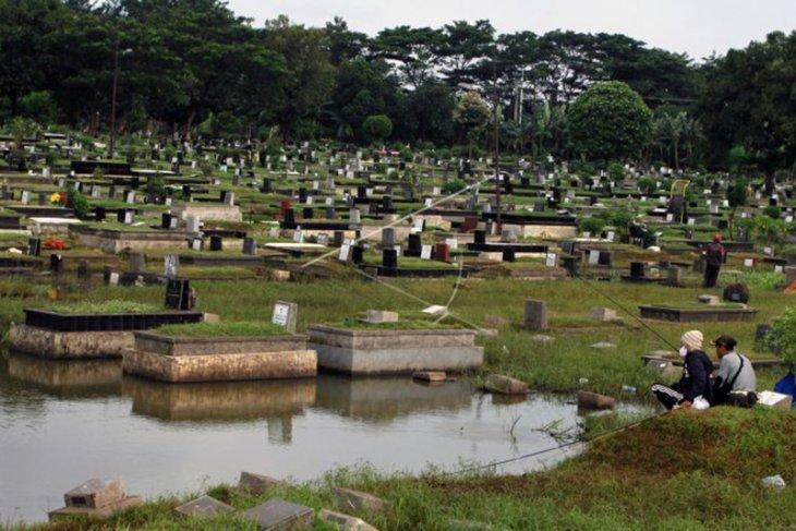 Mancing di Pemakaman