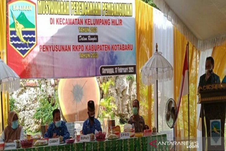 Indocement libatkan diri bangun Kotabaru